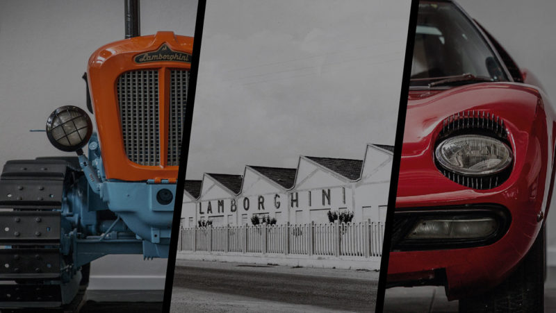Ferruccio Lamborghini Museum Italy
