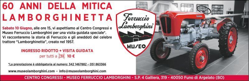 60 anni della Lamborghinetta
