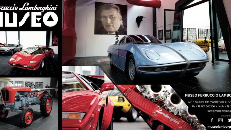 Ferruccio Lamborghini Museo 2017