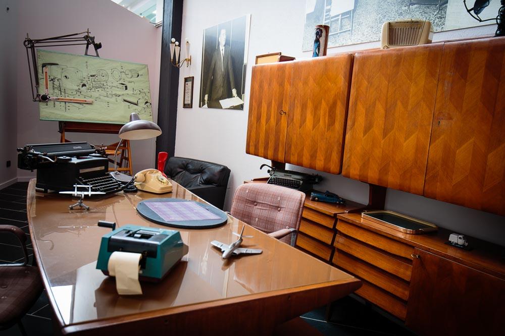 F. Lamborghini Museum - Ferruccio's Desk