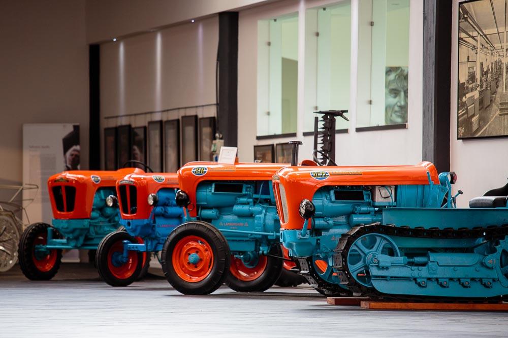 F. Lamborghini Museum - Tractors