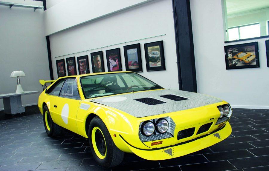 Jarama Rally Svr 1 Museo Ferruccio Lamborghini