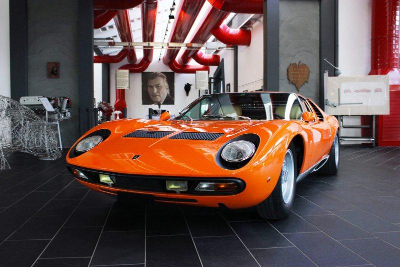 News Museo Ferruccio Lamborghini